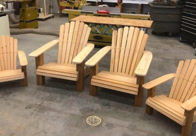 Unruh Adirondack Chairs
