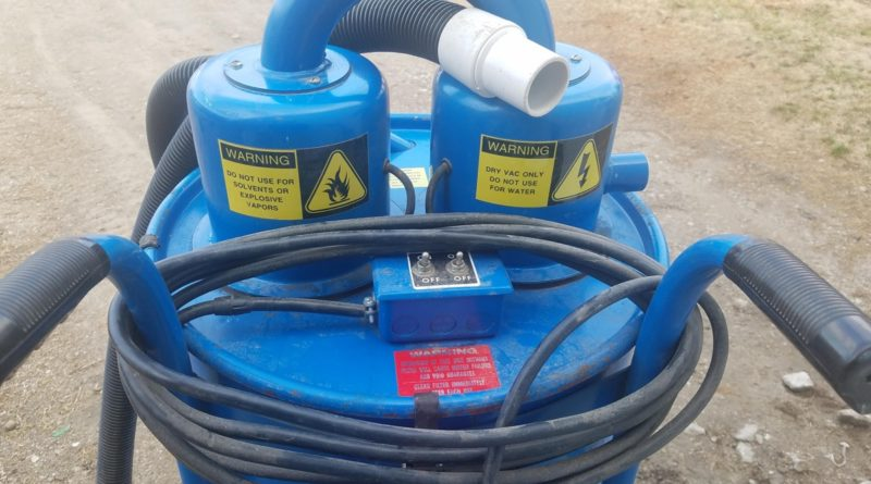 commercial vaccum 20190320 091532 800x445 - Commercial Vacuum and Hot Air Blower/Dryer