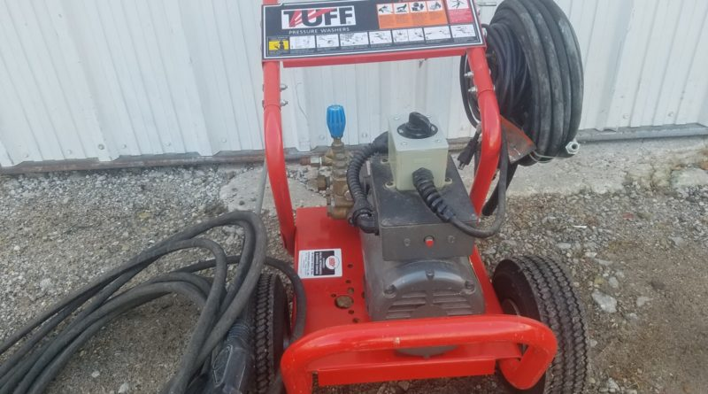 hotsy high pressure wash 20190320 091106 800x445 - High Pressure Commercial Washer