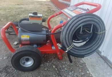 High Pressure Commercial Washer