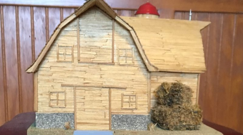 toothpick barn and silo IMG 0135 e1552354122197 800x445 - Silent Auction