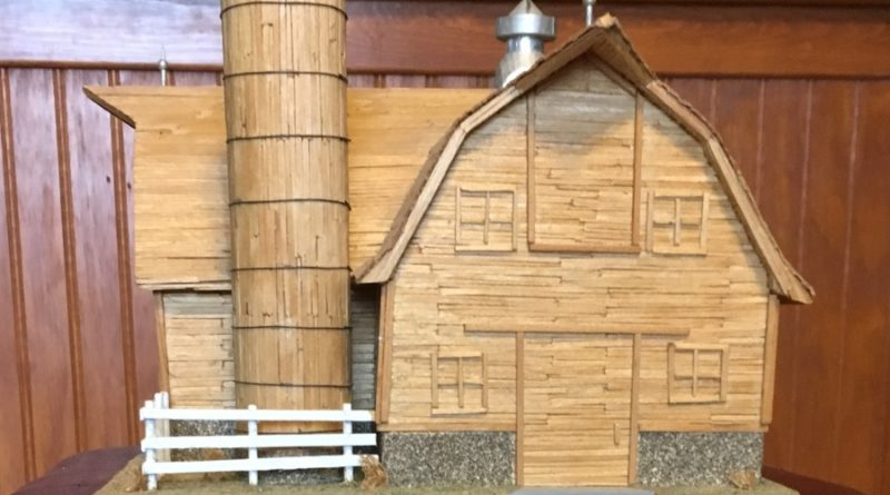 toothpick barn and silo IMG 0136 e1552354079591 800x445 - Silent Auction