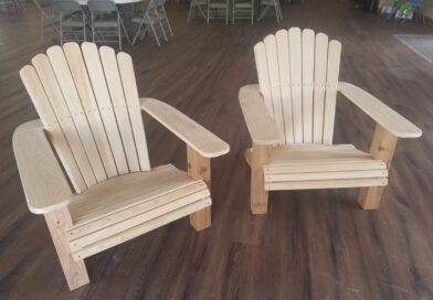 Adirondack Chairs 20200227 123208 392x272 - General Auction
