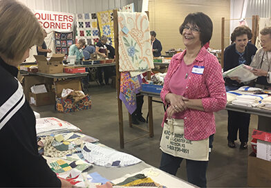 Quilters Corner Fall Sale is Oct 2nd and 3rd