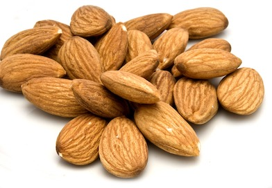 almonds featured - Almonds are Coming!